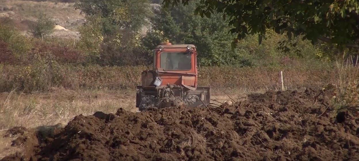 რატომ უჭირთ ფერმერებს ნიადაგის დამუშავება